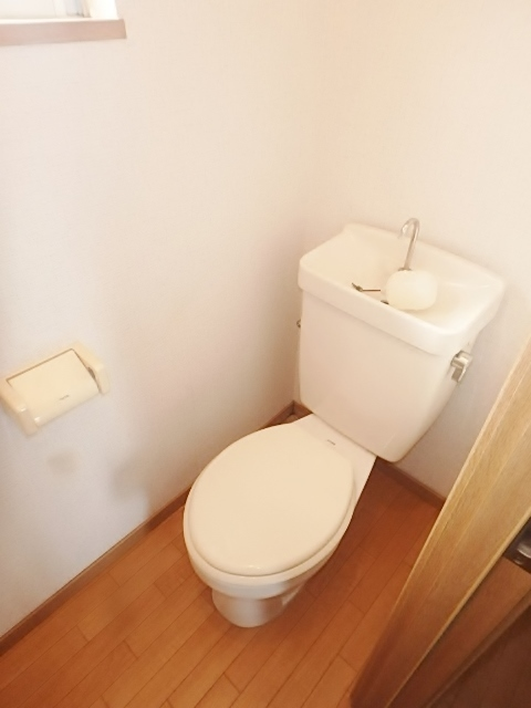エントピアハウストイレ