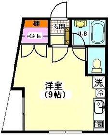 シャンテ百反坂 102号室