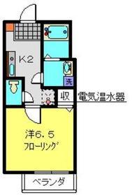 no-ble上大岡3階Fの間取り画像