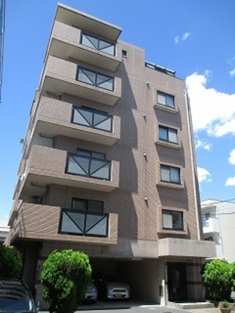 入谷サンアイガーデン二番館の外観画像