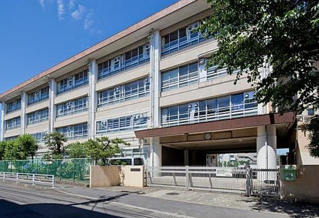 矢野口駅 徒歩5分[周辺施設]中学校