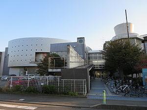 メゾンドソレイユ[周辺施設]図書館