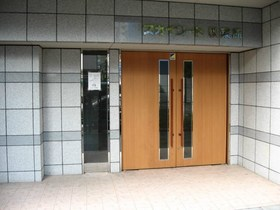 スカイコート秋葉原エントランス