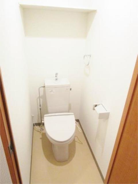 リジェールせきばトイレ