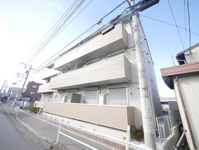 本厚木駅 バス24分「六本松」徒歩2分の外観画像