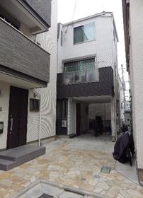 神楽坂賃貸戸建の外観画像