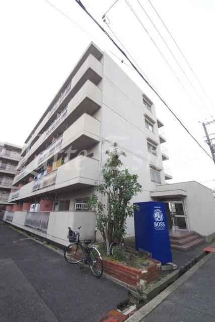 大阪市城東区関目6丁目の賃貸マンションの外観