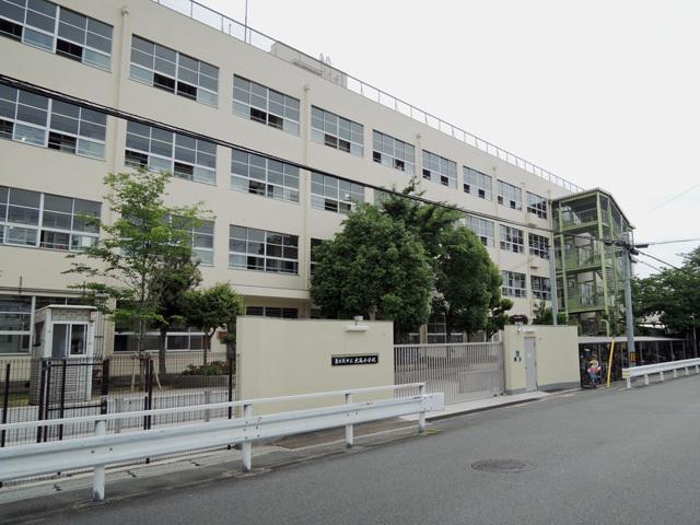 大蓮南2-15-9 貸家 東大阪市立大蓮小学校