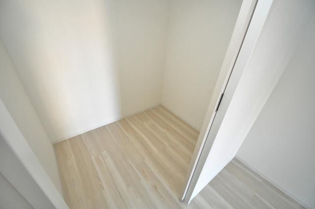 グランドゥーエ永和駅前 人気のWICです。広々とお部屋が使えますね。