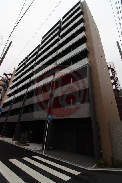 大阪市浪速区下寺3丁目の賃貸マンションの外観