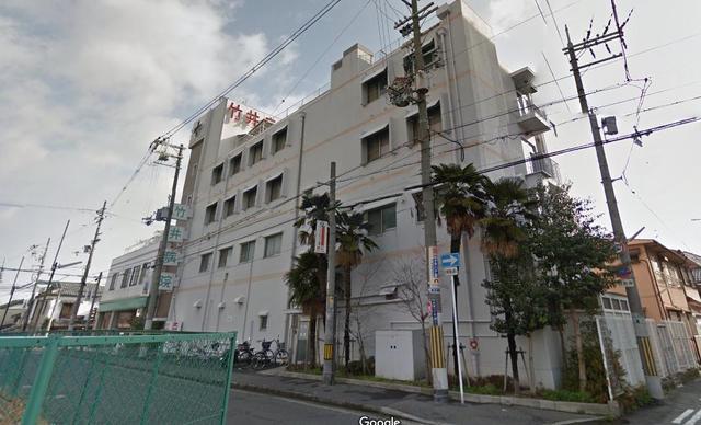 高井田青山ビル 社会福祉法人竹井病院