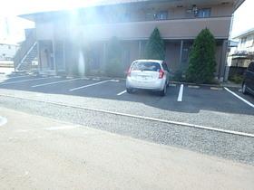 SKSAMハイツ駐車場