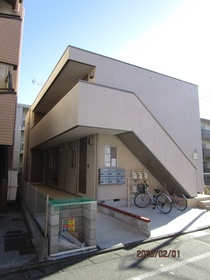 シエール羽田伍番館の外観画像