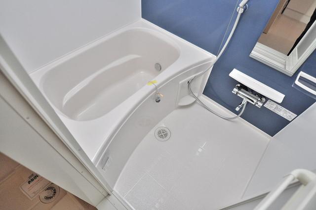 カーサ・エテルナ 足が伸ばせる広い浴槽はナイスですね!