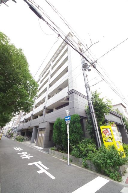 大阪市都島区都島本通4丁目の賃貸マンションの外観