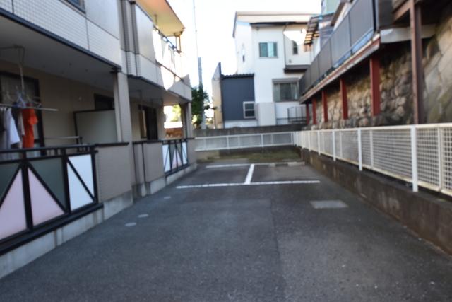 グレースヴィラ駐車場