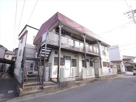 富士見コーポの外観画像