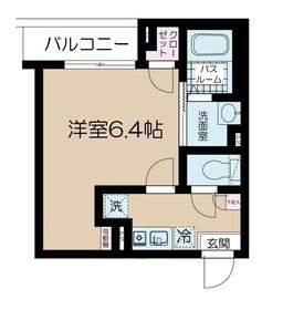 フェリーチェ雑色 301号室