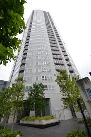 プラウドタワー白金台の外観画像