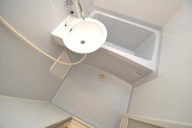 レオパレスフセアジロミナミ 一日の疲れを洗い流す大切な空間。ゆったりくつろいでください。