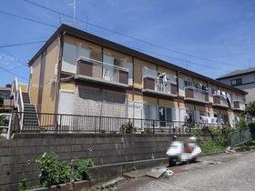ハイツアサノA棟の外観画像