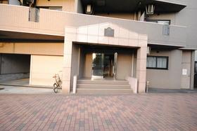 新中野駅 徒歩22分エントランス