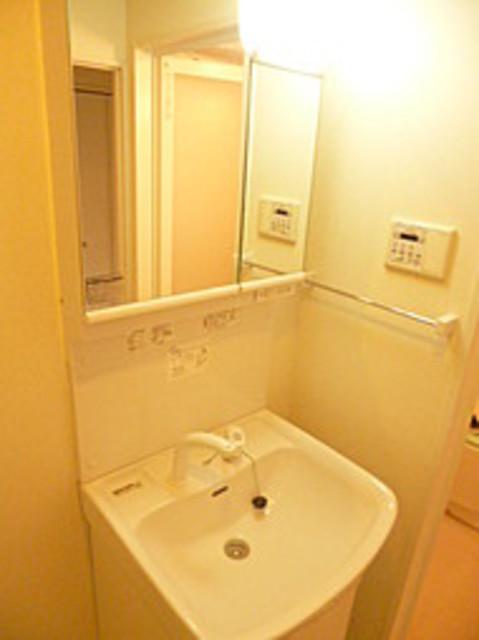 グレースプレミオ洗面所