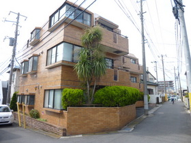 鉄筋コンクリートのがっしりマンション