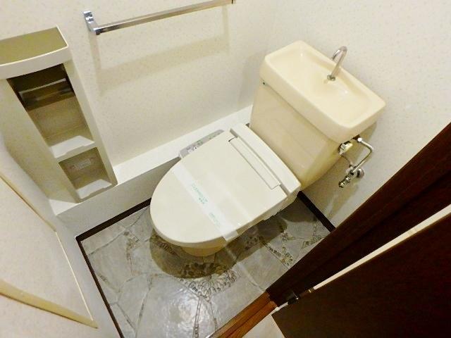 サンハイツIトイレ