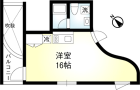 corte06階Fの間取り画像
