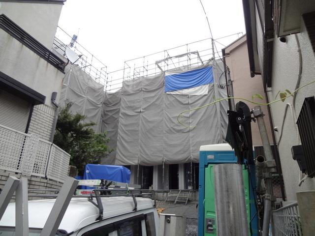 (仮称)東大井3丁目プロジェクト(ペット共生)の外観外観