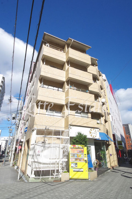 大阪市都島区東野田町1丁目の賃貸マンションの外観