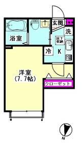Riso東蒲田 101号室