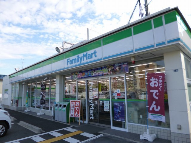 ファミリーマート豊中春日町店