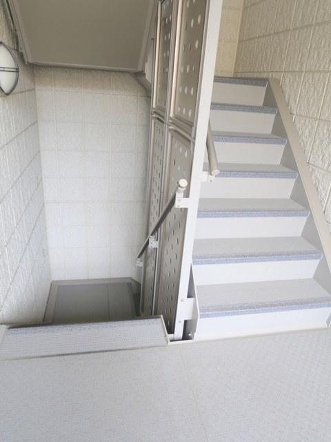 RIVERSIDE・新宿共用設備