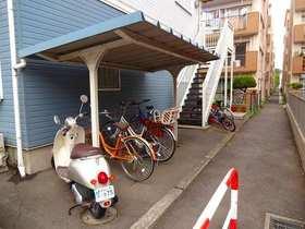 日吉本町駅 徒歩3分共用設備