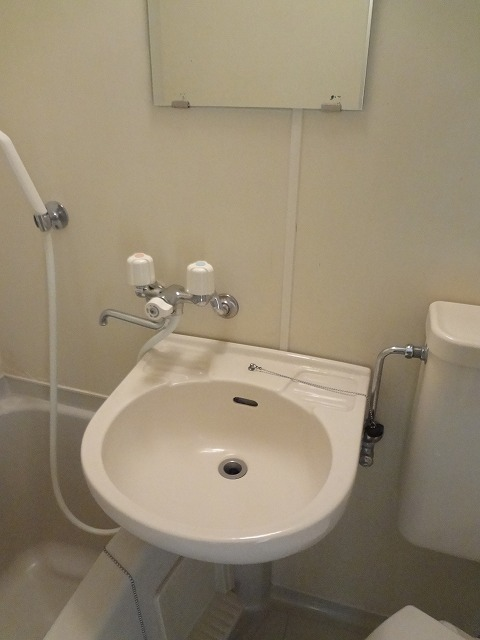 ラ・ヴィッラ洗面所