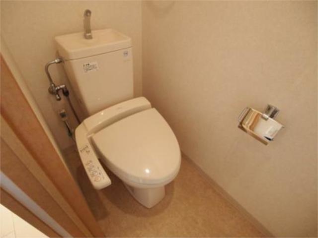 セントラルクリブ六本木 Ⅲ棟トイレ