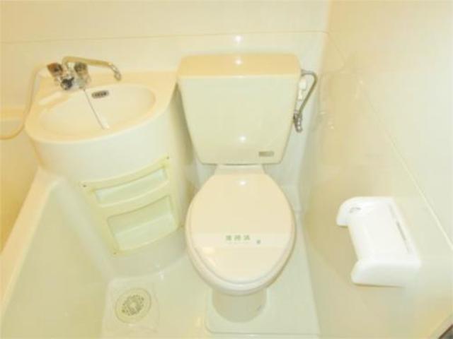 第5一水荘トイレ