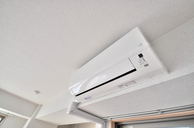 M'プラザ布施弐番館 うれしいエアコン標準装備。快適な生活が送れそうです。
