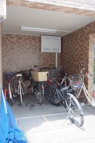 スカイコート五反田駐車場