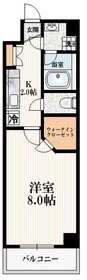 ノエル千駄木3階Fの間取り画像