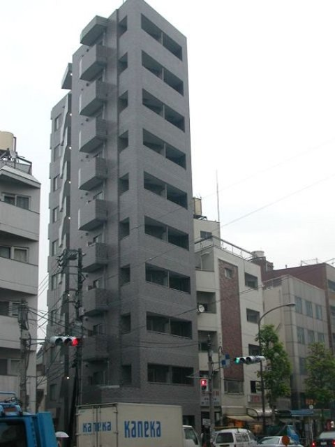 スカイコートヌーベル早稲田外観