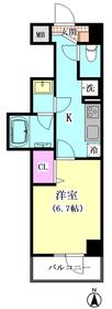 シティプラザ西糀谷 406号室