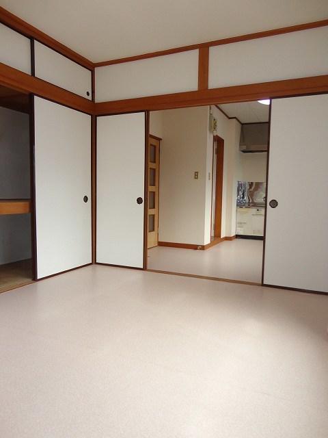 コーポワタナベ居室