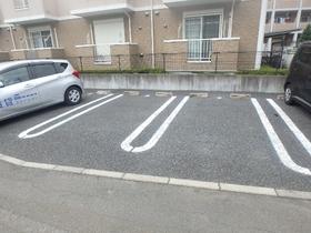 ベルシャトレ駐車場