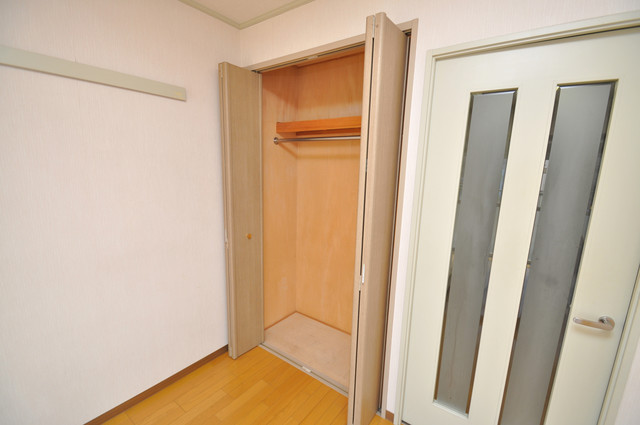 サンモール コンパクトながら収納スペースもちゃんとありますよ。