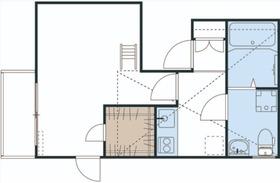 カーサ・コリーナ3階Fの間取り画像