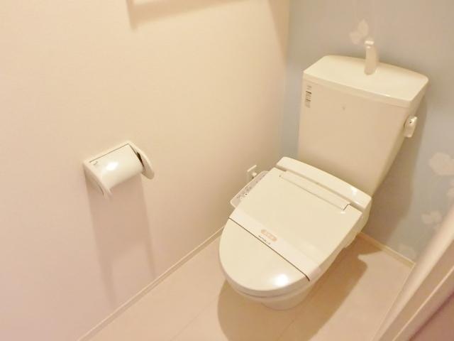 コーポレートハウスチョモザトイレ