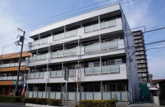 リブリ・Okuboの外観画像